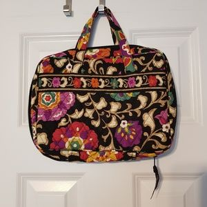 Vera Bradley Bible or book cover/carrier